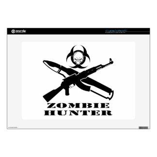 Cazador AK-47 del zombi Portátil Calcomanía