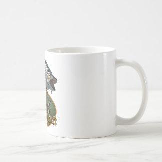 Cazador almizclado 9 tazas de café