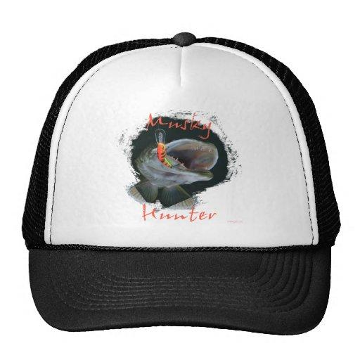 Cazador almizclado gorra