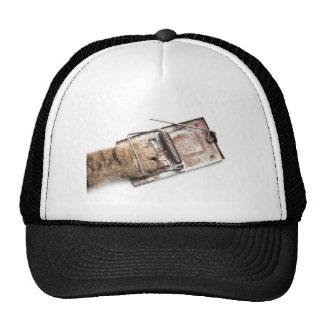 Cazador capturado gorras de camionero