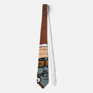 cazador corbata personalizada