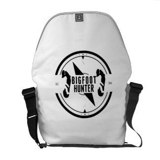 Cazador de Bigfoot Bolsas Messenger