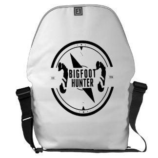 Cazador de Bigfoot Bolsas De Mensajeria