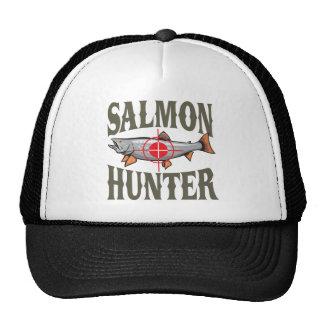 Cazador de color salmón gorra