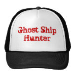 Cazador de la nave del fantasma - gorra del camion