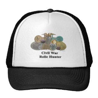 Cazador de la reliquia de la guerra civil gorro