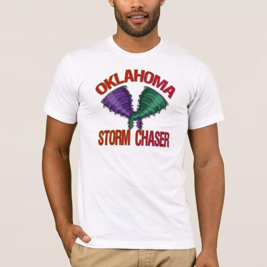 Cazador de la tormenta de Oklahoma Playera