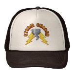 Cazador de la tormenta gorra