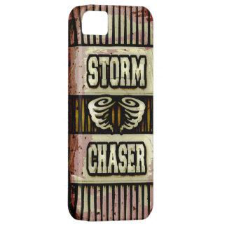 Cazador de la tormenta iPhone 5 funda