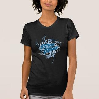 Cazador de la tormenta camisetas
