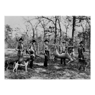 Cazador de los ciervos: 1922 impresiones