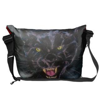 cazador de medianoche bolsas de mensajería
