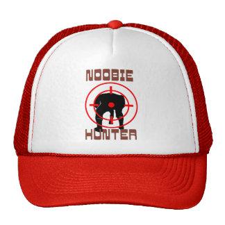Cazador de Noobie Gorra