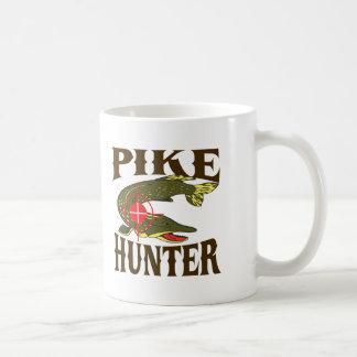 Cazador de Pike Taza