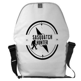 Cazador de Sasquatch Bolsas Messenger