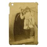 Cazador de Siux con el arco por el pis de la camis iPad Mini Cobertura