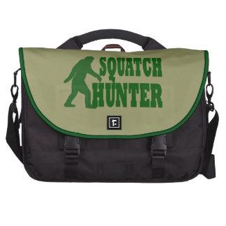 Cazador de Squatch Bolsas Para Portatil