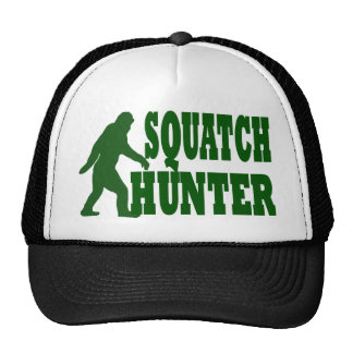 Cazador de Squatch Gorra