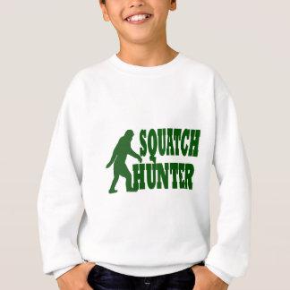 Cazador de Squatch Playera
