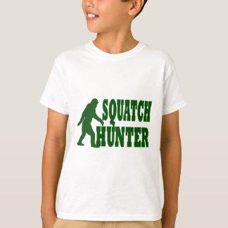 Cazador de Squatch Remeras