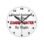 Cazador del ayudante de dentista/del zombi reloj