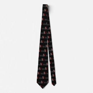 Cazador del botín en negro corbatas
