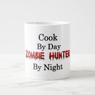 Cazador del cocinero/del zombi tazas extra grande