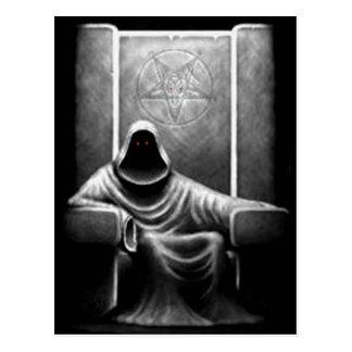 Cazador del demonio tarjetas postales
