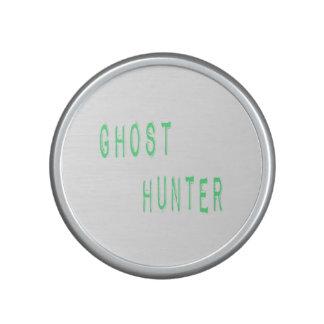 Cazador del fantasma altavoz bluetooth