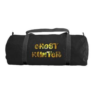 Cazador del fantasma en amarillo bolsa de deporte