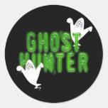 Cazador del fantasma etiquetas