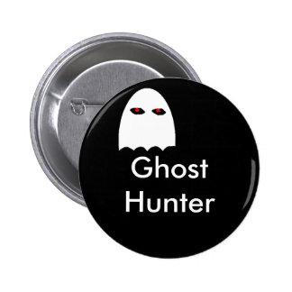 Cazador del fantasma pin
