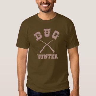 CAZADOR del INSECTO - camiseta occidental del Polera