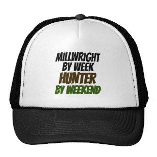 Cazador del Millwright Gorro