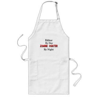 Cazador del redactor/del zombi delantal largo
