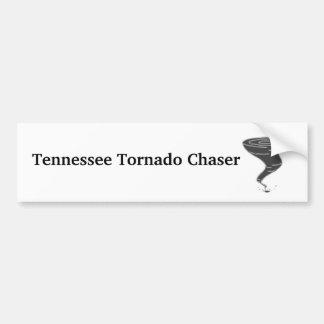 Cazador del tornado de Tennessee - pegatina para Pegatina Para Auto