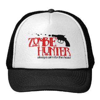 Cazador del zombi gorra