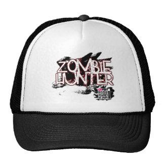 Cazador del zombi - modas aumentadas de la gorro de camionero