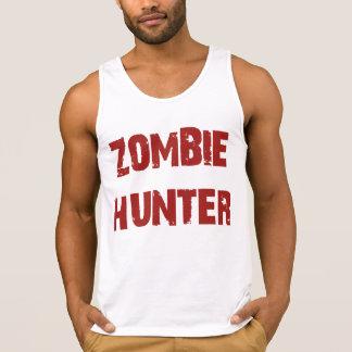 Cazador del zombi top sin mangas