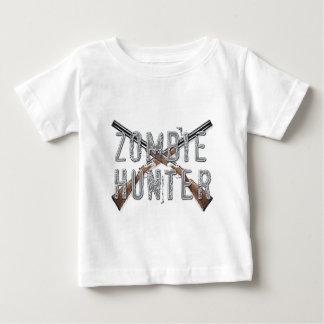 Cazador del zombi poleras