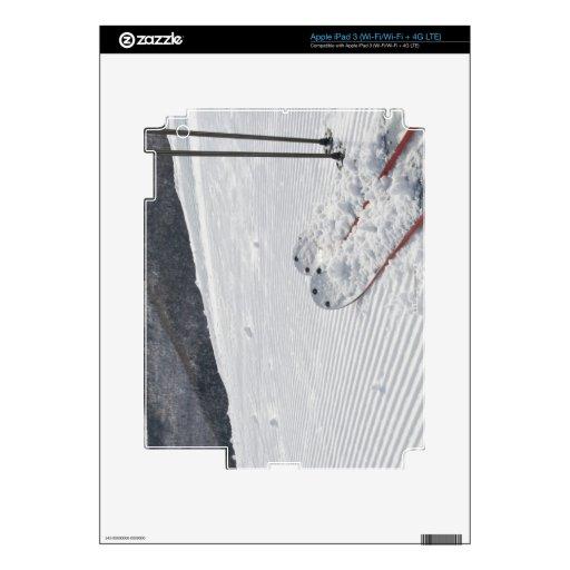 Cazador iPad 3 Skin