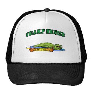 Cazador Luisiana del pantano Gorro De Camionero