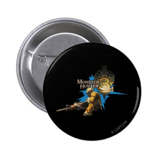 Cazador masculino con Bowgun, artillero pesado con Pin
