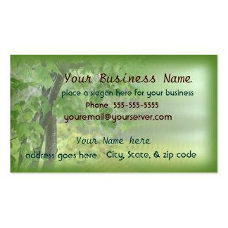 Cazadores, Birdwatchers, negocio card2 de los Tarjetas De Visita