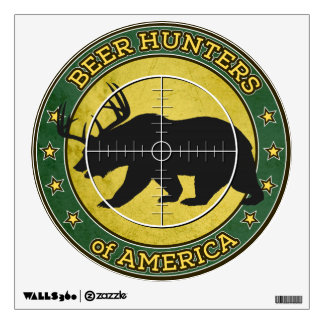 Cazadores de la cerveza de América (oso de la dive