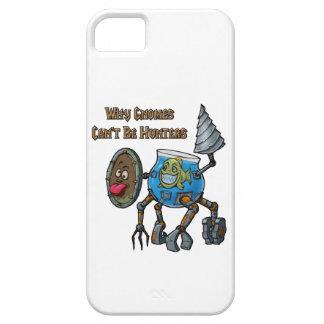 Cazadores del gnomo iPhone 5 cárcasas