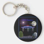 Cazadores del UFO Llavero
