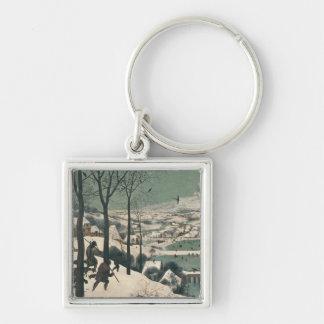 Cazadores en la nieve - enero de 1565 llaveros