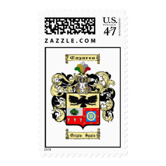 Cazares Stamp