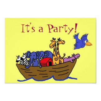 CB- Custom Kids Party Invitation